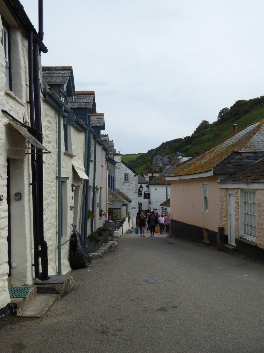 Port Isaac street