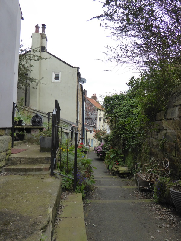 Staithes-alley