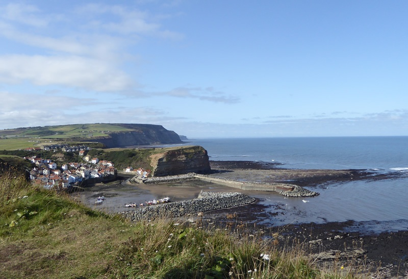 Staithes-view1-from-Cleveland-Way