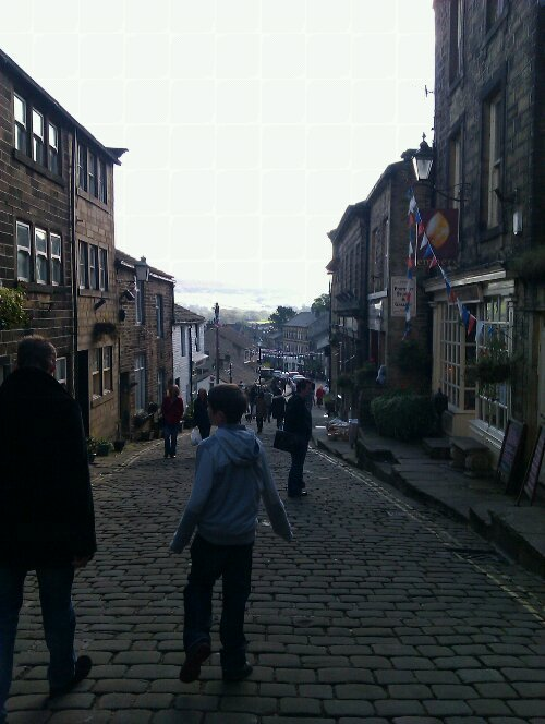 Haworth High Street